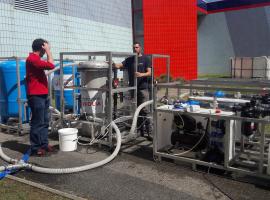L'Aquaforce pour fournir de l'eau potable en situation d'urgence
